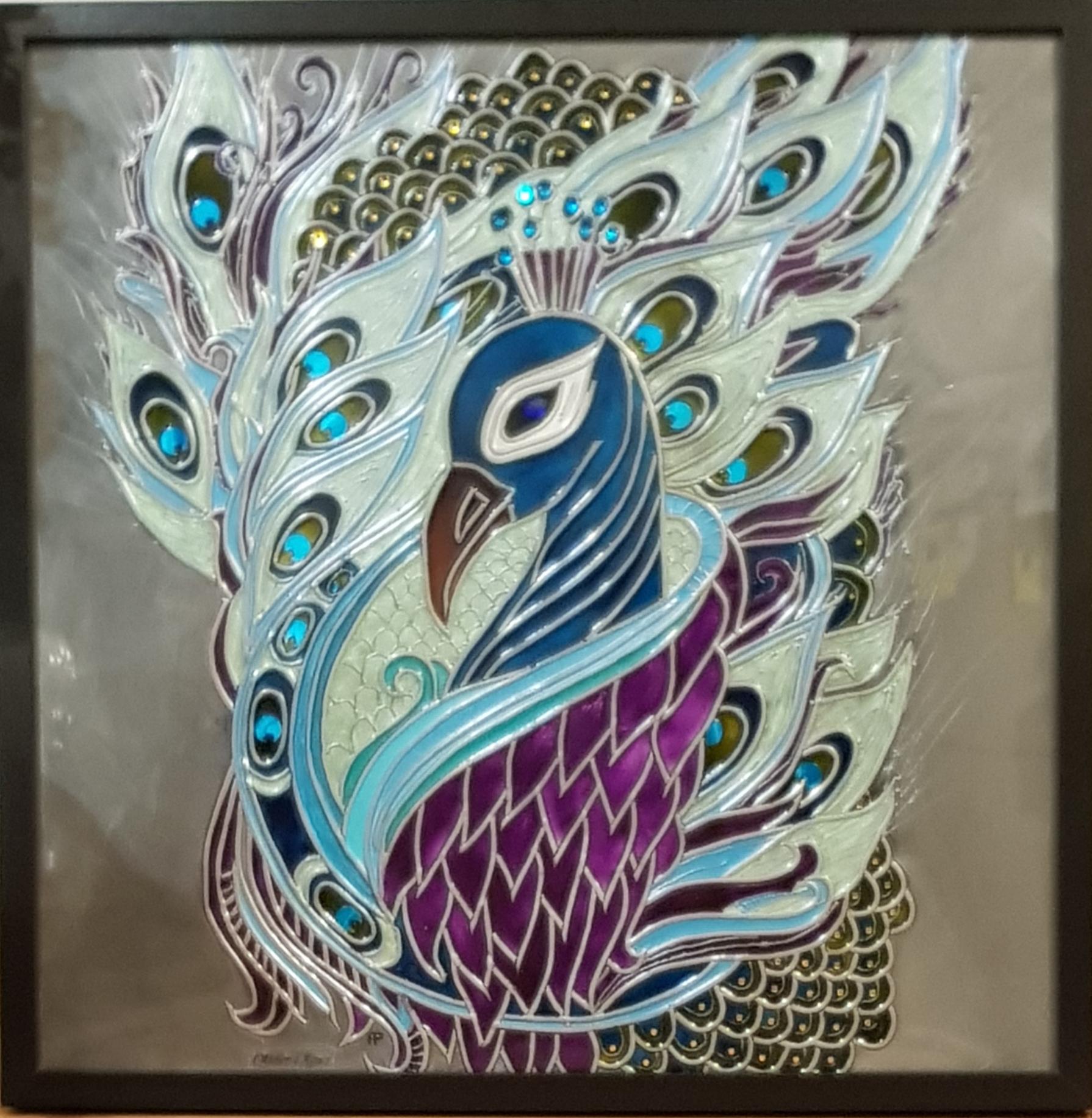Peacock le Paon