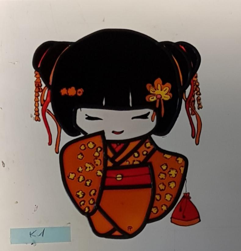 kokeshi k1