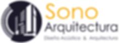 Logo Sono Arquitectura Empresa de Ingeniería Acústica en Ecuador Diseño Acustico