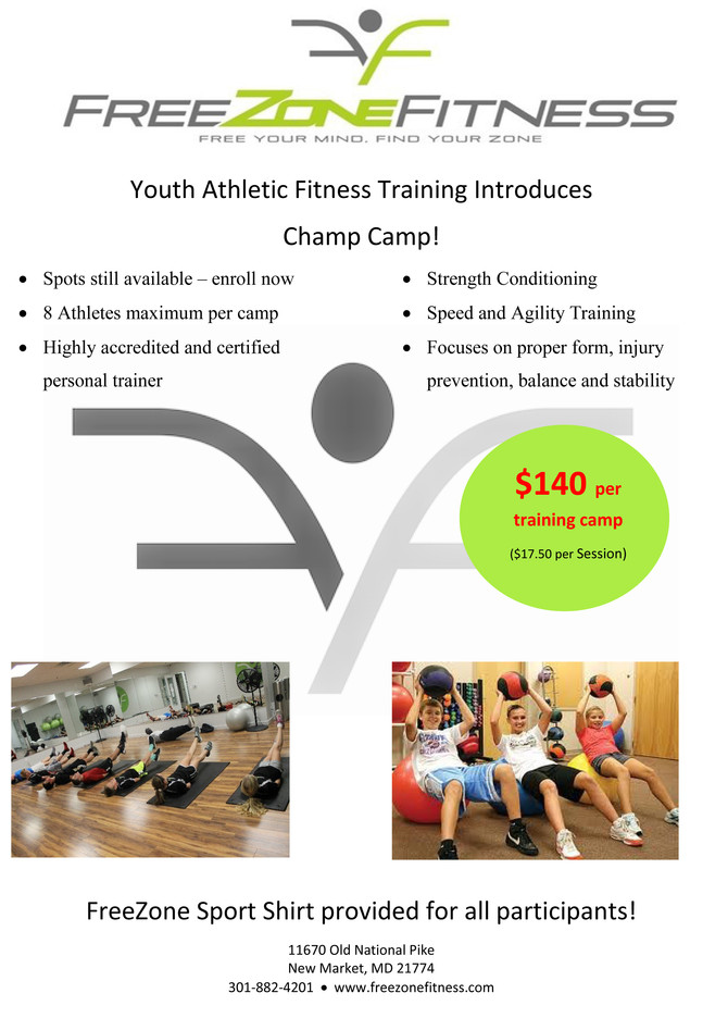 Are Your Kids Interested in Training?