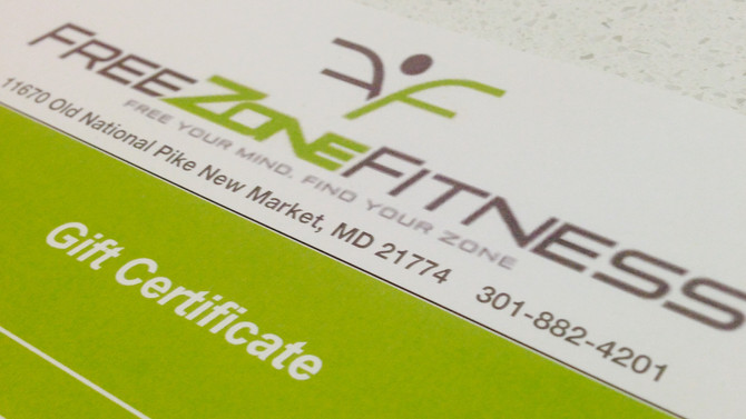 Give the Gift of Being Fit
