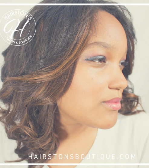 Textured Hair Styling