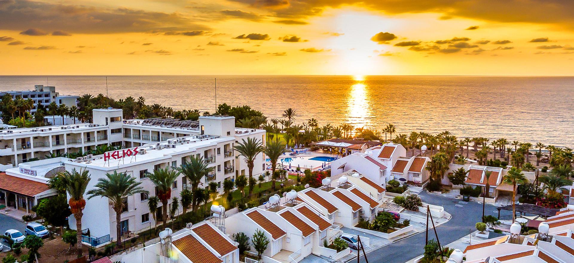 Helios Bay Sunset