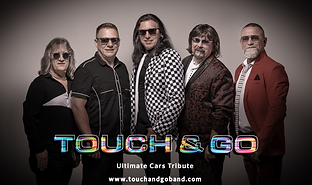 Touch & Go The Ultimate Cars Tribute