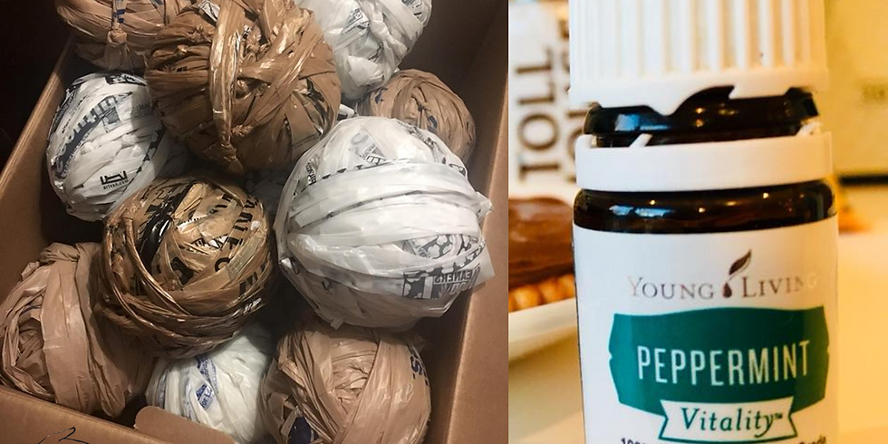 Oil Scans and Plarn-fest to Benefit Motor City Mitten Mission