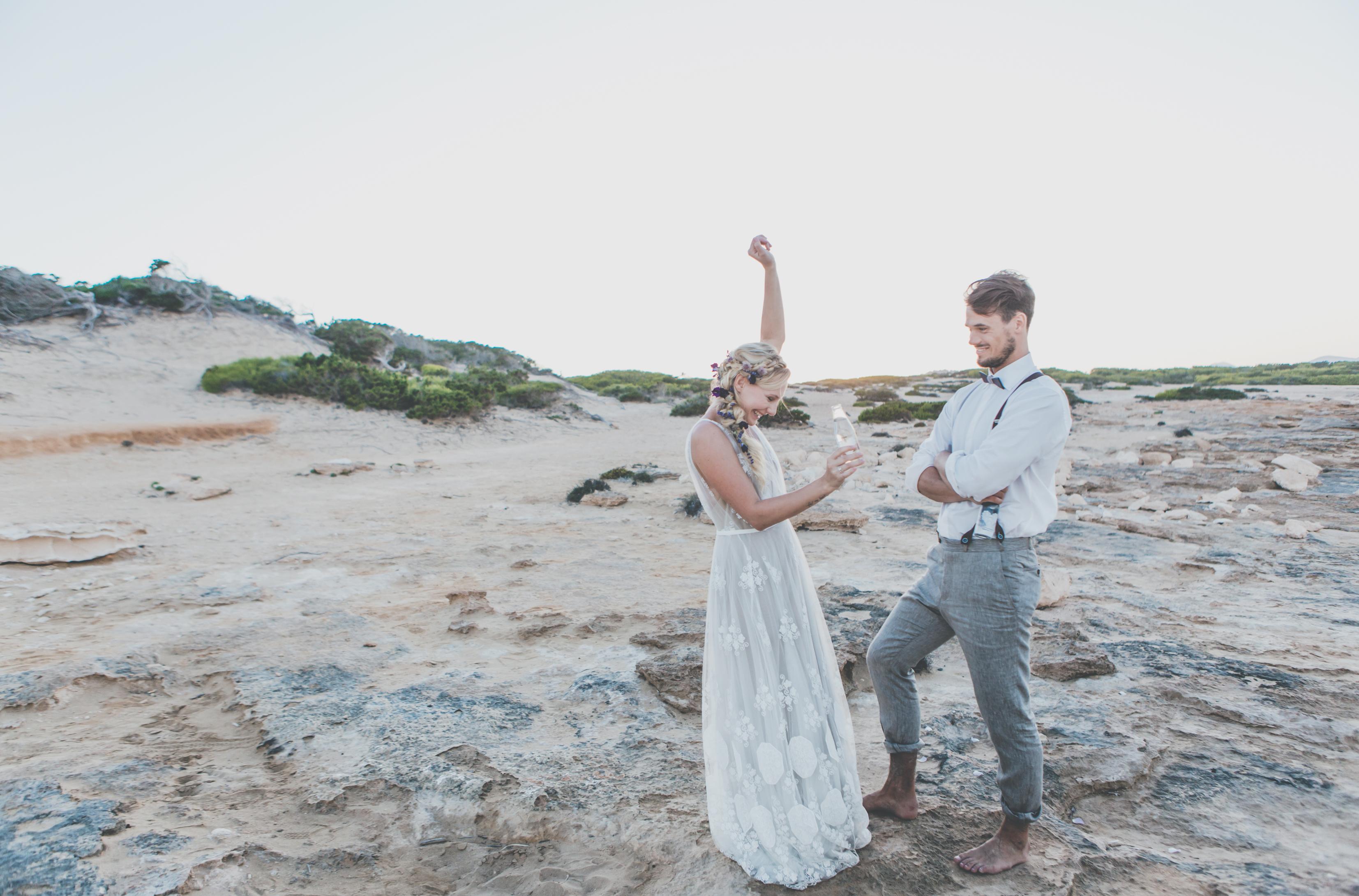 Wedding auf IBIZA
