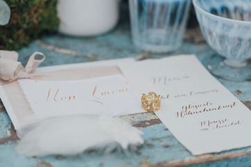 Papeterie, Einladungskarten