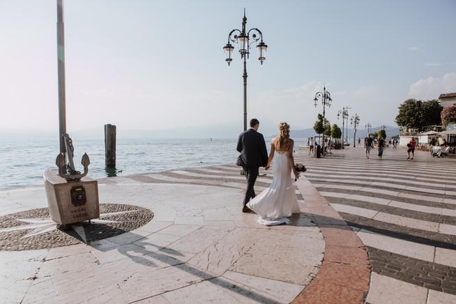 La Bagatta_ Hochzeit am See mit italienischem Flair