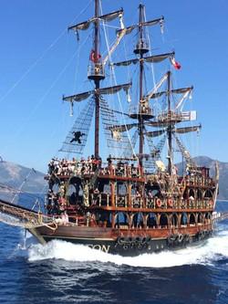 Awesome Dragon Boat Ölüdeniz Turkey