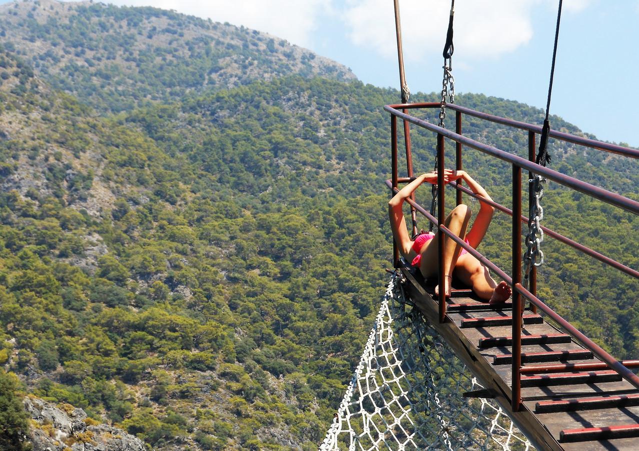 CHILL Dragon Pirate Boat Trip Ölü Deniz Turkey