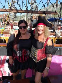 Pirate Ladies!
