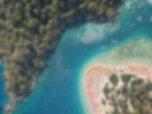 Blue Lagoon  Dragon Pirate Boat Trip Ölü Deniz Turkey