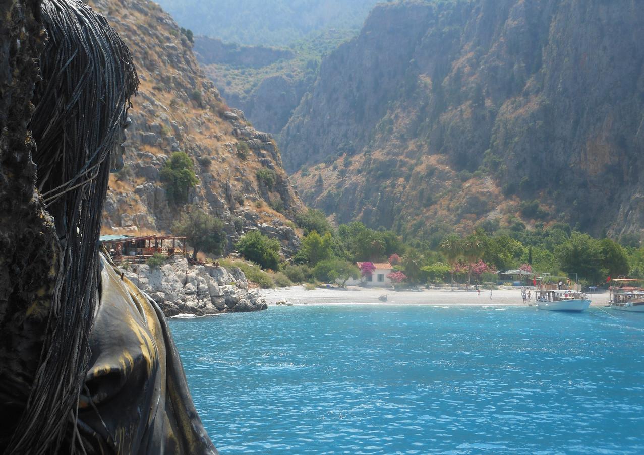 SEA WITCH Dragon Pirate Boat Trip Ölü Deniz Turkey