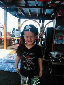 Mini Pirate