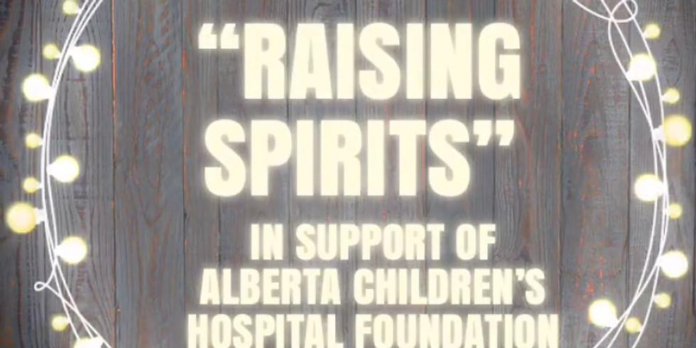 Rally to Raise Spirits