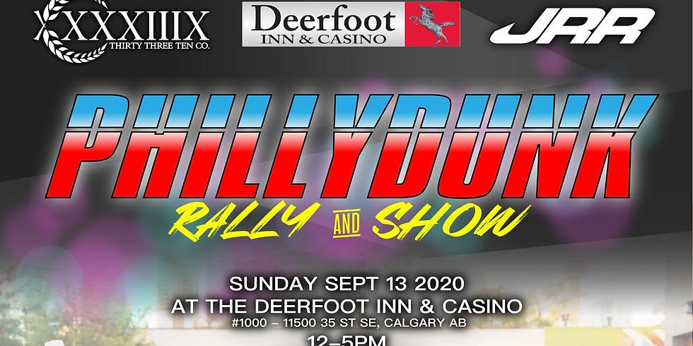 PhillyDunk2020 Rally
