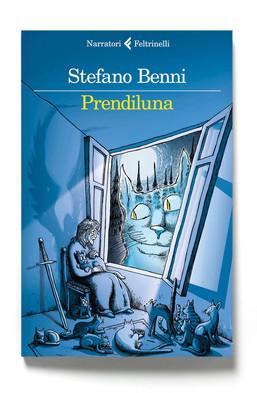 """dal 10 maggio è in libreria """"Prendiluna"""", il nuovo romanzo di Stefano Benni (Feltrinelli)"""