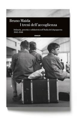 """""""I treni dell'accoglienza"""" di Bruno Maida vince il Premio FiuggiStoria  2020"""