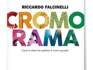 dal 26 settembre è in libreria CROMORAMA, il nuovo libro di Riccardo Falcinelli (Einaudi)