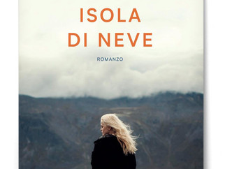 Isola di neve (Longanesi) di Valentina D'Urbano è in libreria