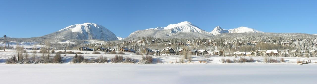 Three Peaks Panorama