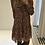 Thumbnail: Robe fleurie col montant