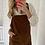Thumbnail: Robe chasuble velours