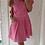 Thumbnail: Robe courte rose