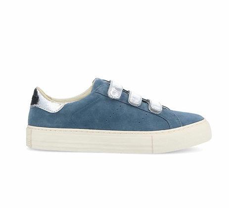 Sneakers ton bleu