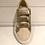 Thumbnail: Sneakers raphia straps dorés