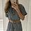 Thumbnail: Robe chemisier lignée