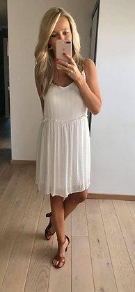 Robe fluide blanche