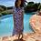 Thumbnail: Robe longue bleue
