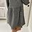 Thumbnail: Robe à carreaux noire