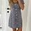 Thumbnail: Robe fleurie bleue