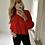 Thumbnail: Pull rouge orangé