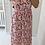 Thumbnail: Robe longue colorée