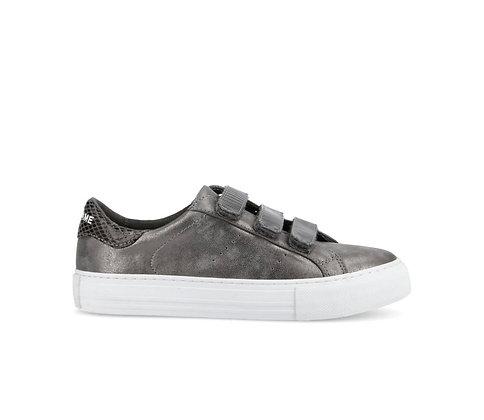 Sneakers gris béton