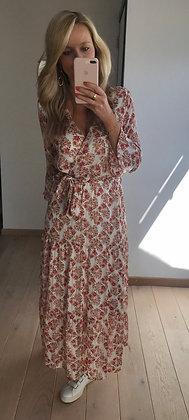 Longue robe bohème