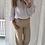 Thumbnail: Pantalon beige large