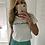 Thumbnail: T-shirt menthe à l'eau
