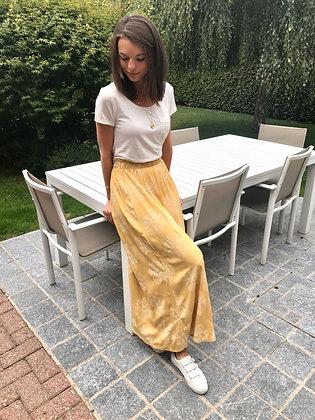 Longue jupe fluide