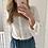 Thumbnail: Blouse courte blanche