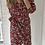 Thumbnail: Robe fleurie cache-coeur