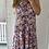 Thumbnail: Robe fleurie longue