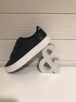 Sneakers noires unies