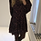Thumbnail: Robe fleurie col rond