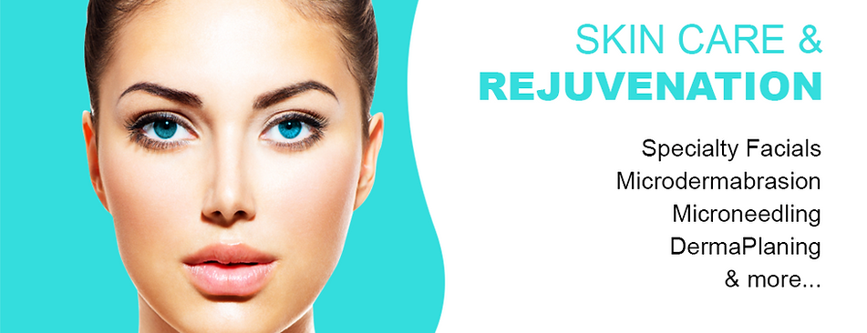 Skin care Rejuvenation, Specialty Facials, Microdermabrasion, Dermaplaning and more - The Laser Studio & Beauty Clinic