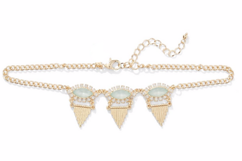 MARQUISE-ACCENT CHOKER