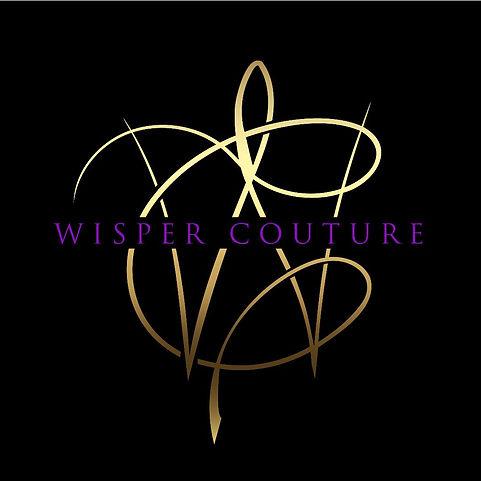 wisper couture logo #couture
